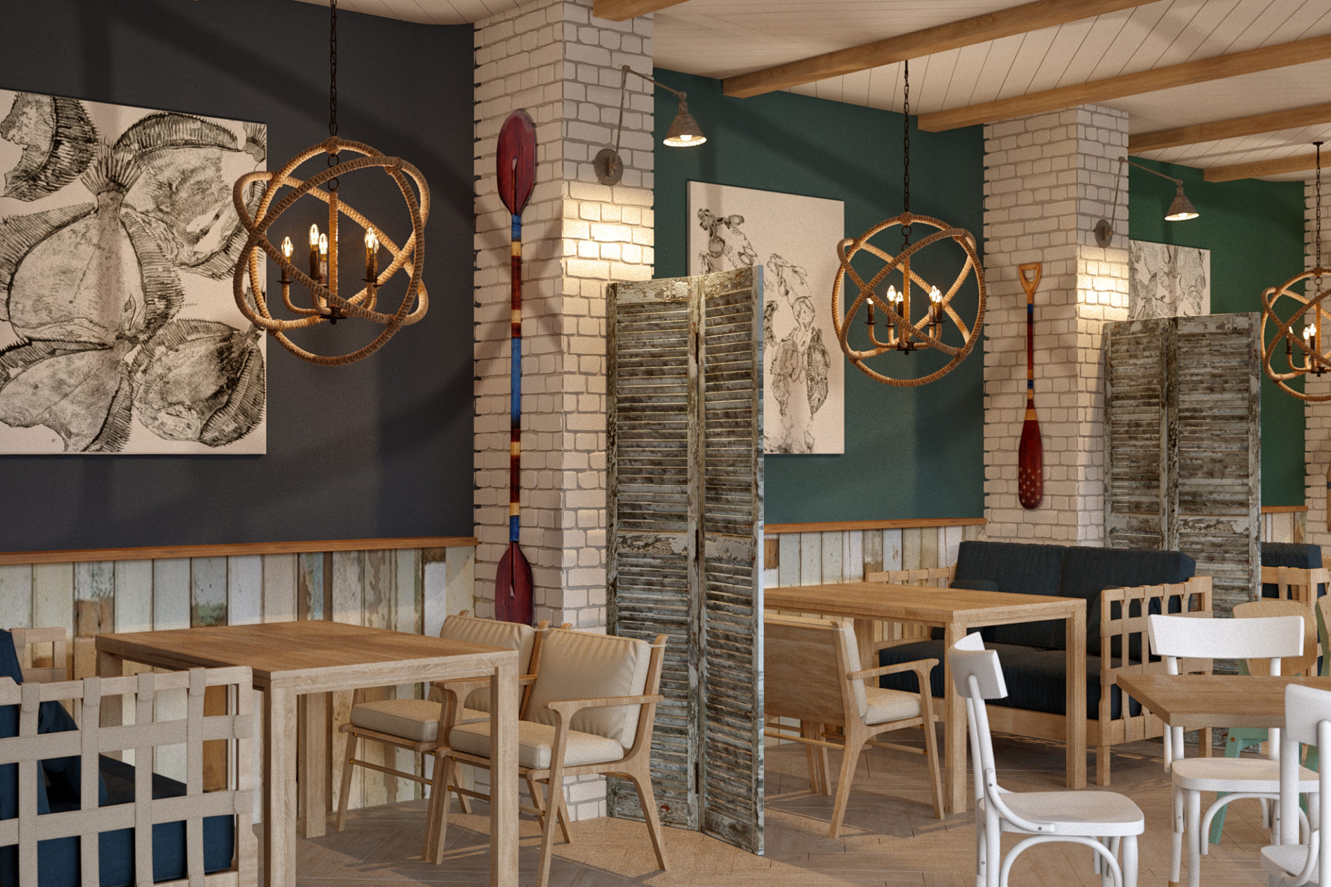 Viva Design cafe Michurinsk4