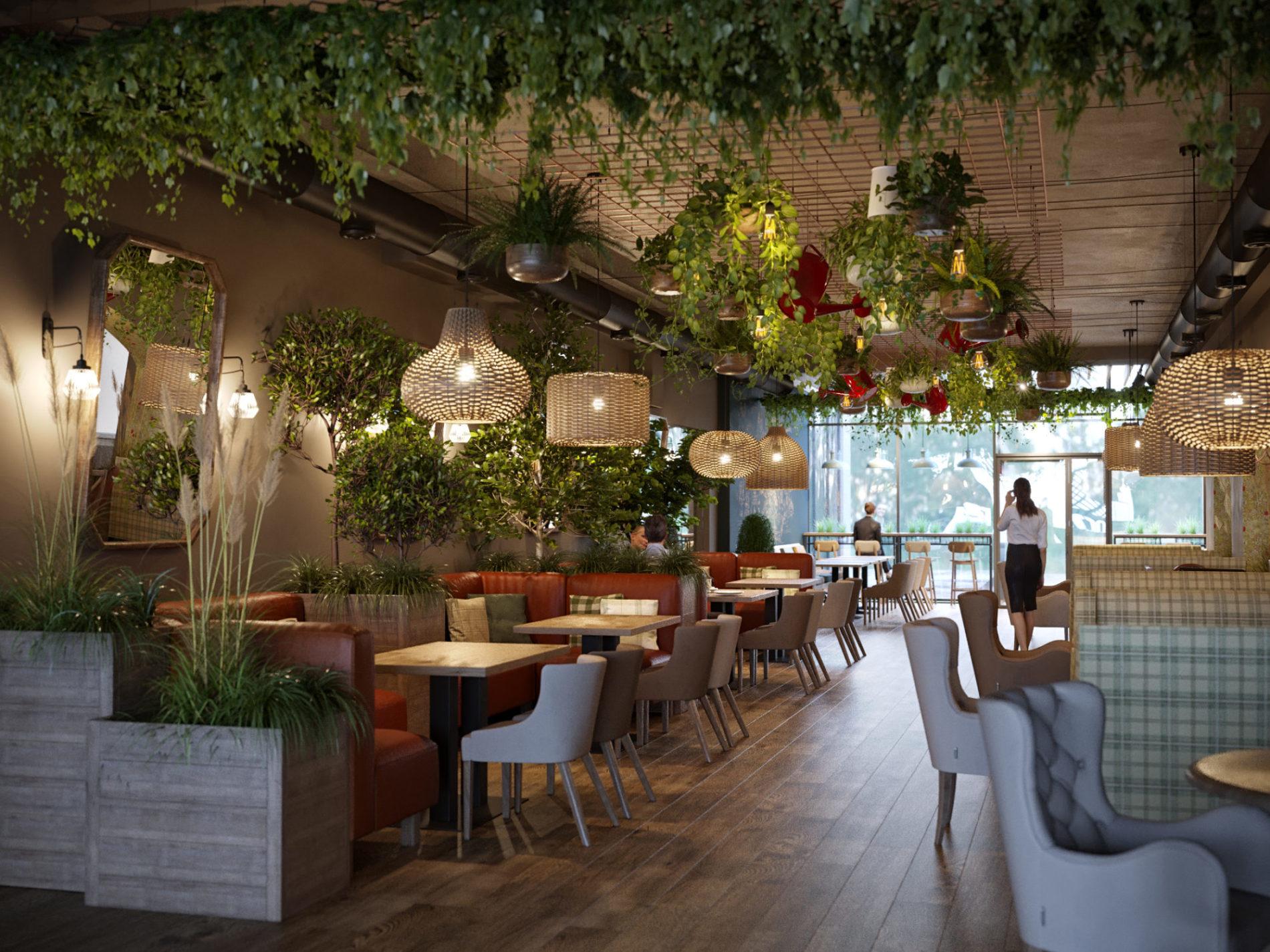 Ресторан гостиничного комплекса в г.Муром